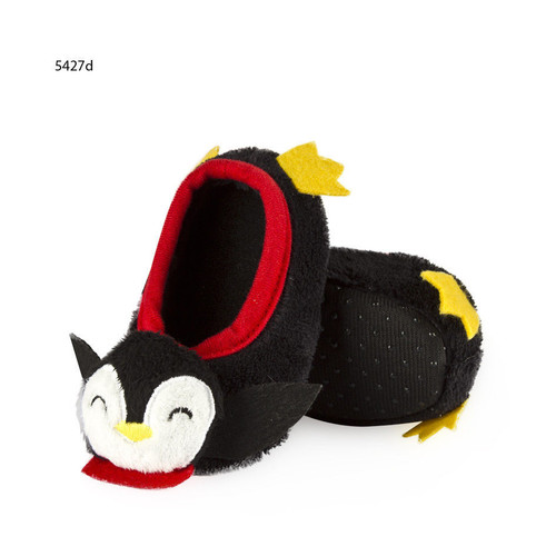 Infant Penguin Slippers 0-12 Months