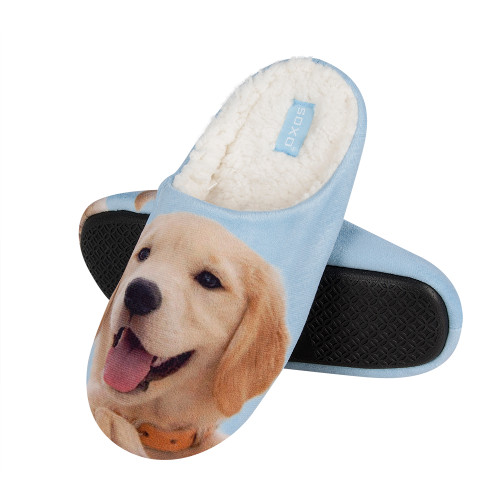 Cute Dog Women's Slippers UK