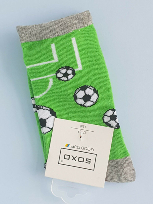 Children's novelty football socks