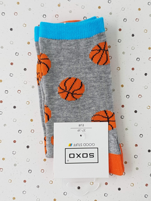 Childrens basketball socks novelty uk