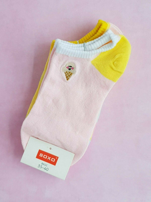 womens ice cream socks uk