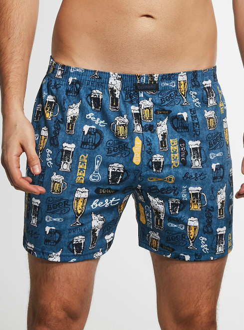 mens beer boxershorts uk