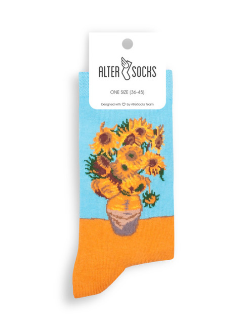 Vincent Van Gogh Socks