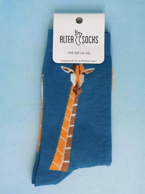 Giraffe Socks uk
