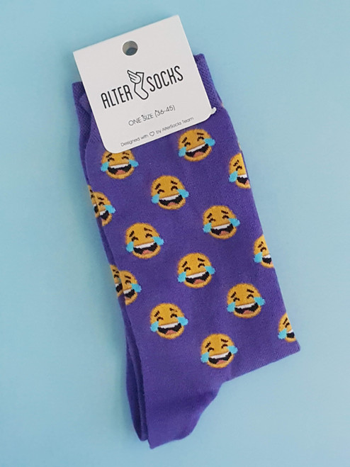 Emoji Socks smiley socks uk