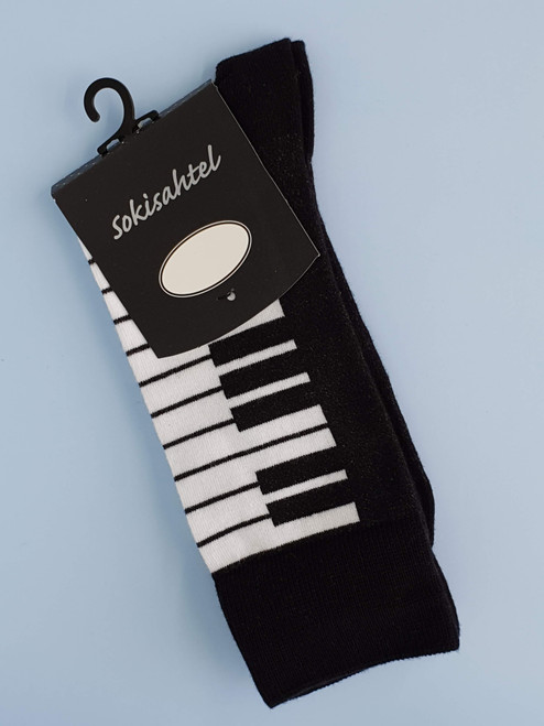 Mens piano socks uk sock shop