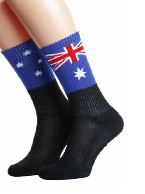 Australia flag socks for men and women