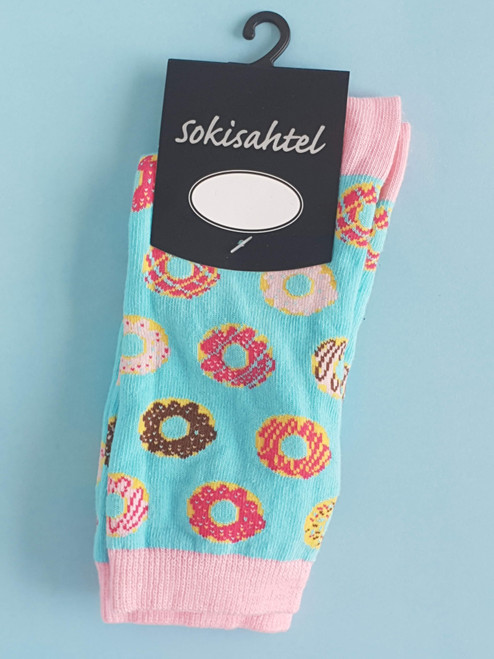 womens donut socks amazon uk