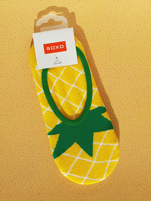 Pineapple socks uk