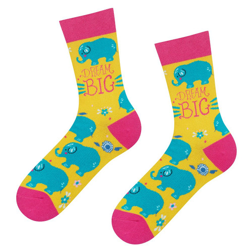 Women's elephant socks uk
