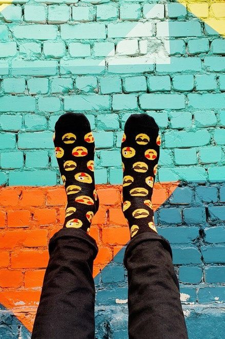 Men's Smiley Socks