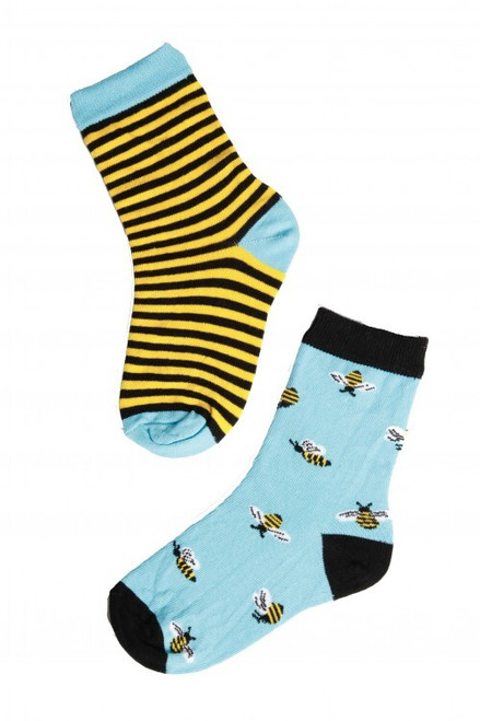 children's bee socks - animals bug socks uk