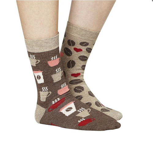 women's coffee socks uk