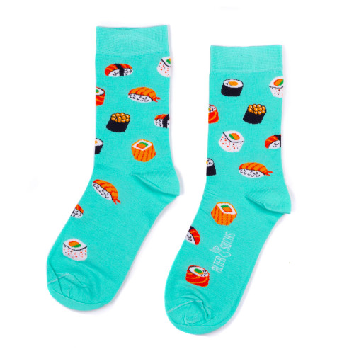 Men's and Women's Sushi Socks  UK