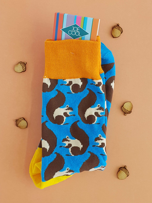 Women's Squirrel Socks - Socks Shop UK