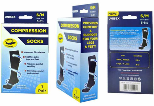 cheap flight travel socks uk