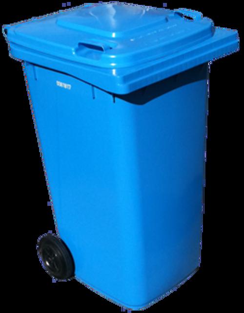 Bin 120ltr ( Blue )
