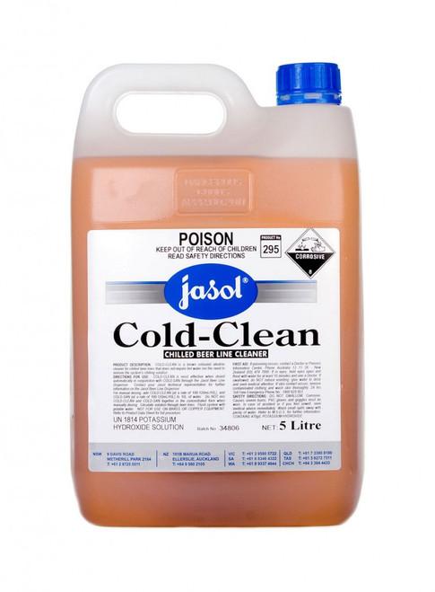 Cold-Clean (Beer Line Cleaner) 5ltr