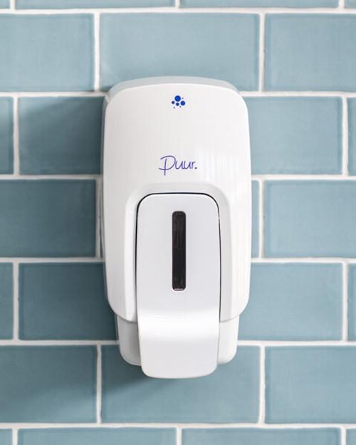 Dispenser 500ml Puur White Soap/Sanitiser