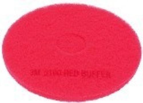 Floor Pad - Red 40cm