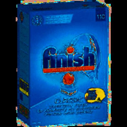 """Finish Dishwasher Tablets 110""""s x 1 box"""