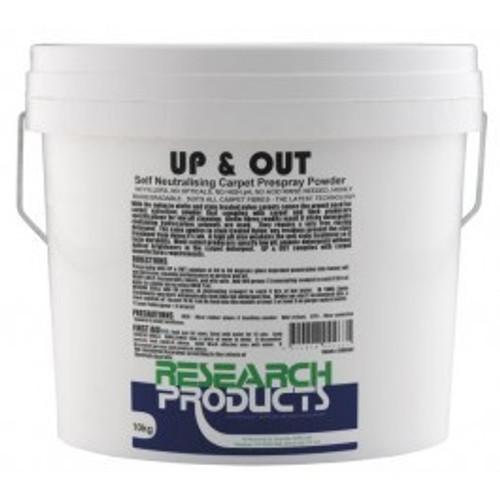 Up & Out 10kg  enzyme powder pre spray