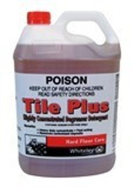 Tile Plus H/D Tile Cleaner 5Ltr