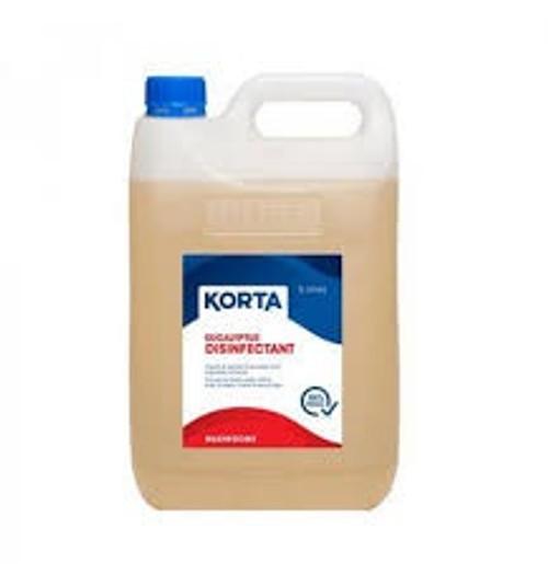 Eucalyptus Disinfectant 5L Korta