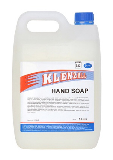Hand Soap White 5Ltr