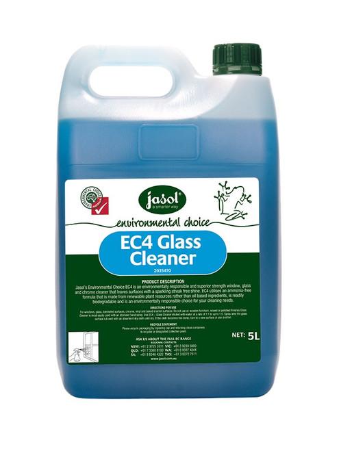 EC4 Glass Cleaner 5Ltr