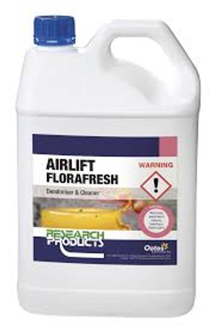 Airlift Florafresh Oates Deodoriser 5Ltr