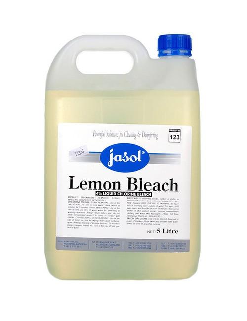 Lemon Bleach 5ltr