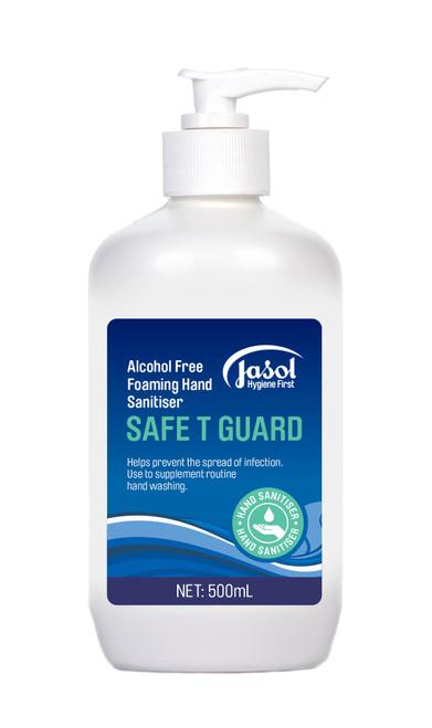 Hand Sanitiser (Foam) 500ml Alcohol Free