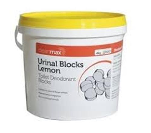 Urinal Blocks Lemon 4kg