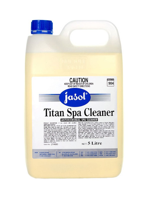 Spa Sanitiser Cleaner ( Anitimicrobial )5Ltr