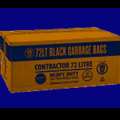 Bin Liner 72Ltr Rolls Carton - 250