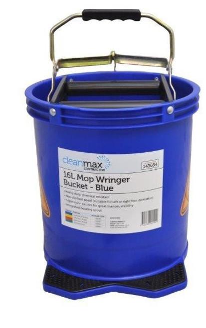 Mop Bucket 16ltr (Blue)