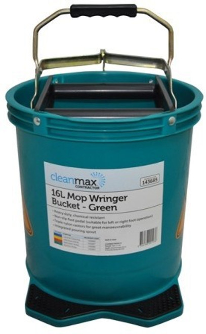 Mop Bucket 16ltr (Green)