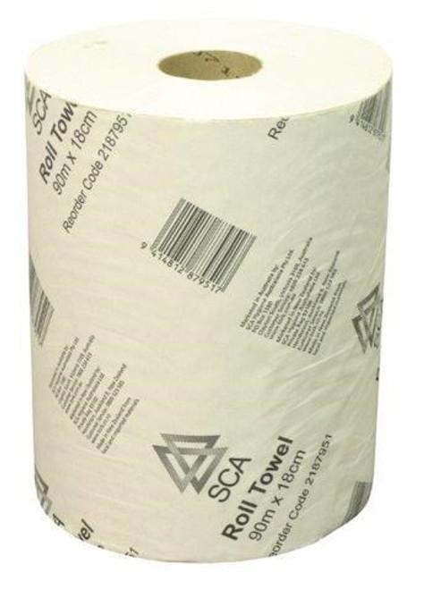 Roll Towel Ctn 16 (90mtrs Tork)