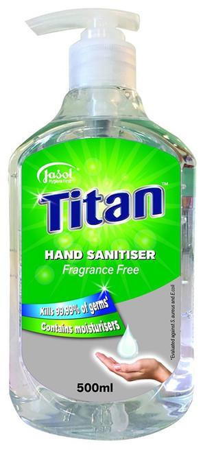 Hand Sanitiser (Titan) x 1