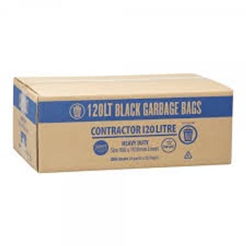 Bin Liner 120Ltr Rolls Carton - 100