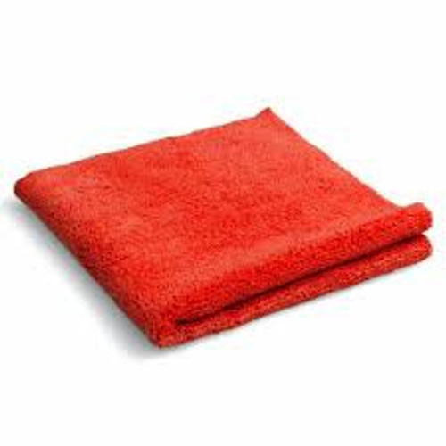 Microfibre Cloth ( Red )
