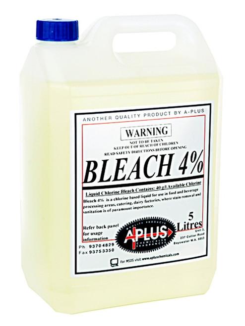 Bleach 4% 5Ltr