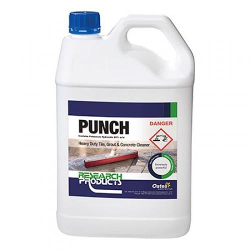 Punch 5L ( Tile, Grout & Concrete Cleaner )