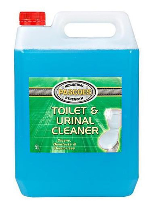 Toilet Cleaner Pascoes 5ltr