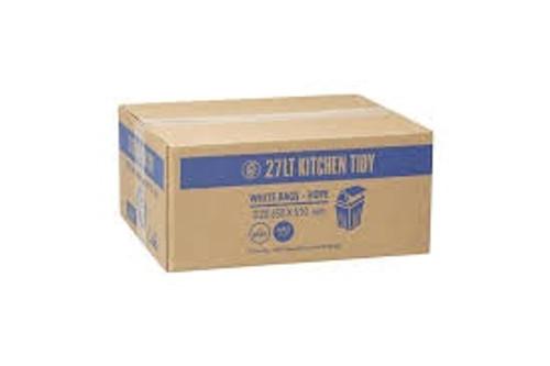 Bin Liner 27Ltr Rolls Carton- 1000