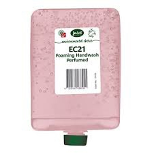 Foam Soap Luxurious EC21 6 x 1Ltr