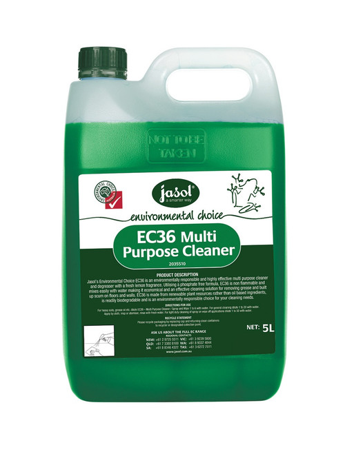 EC36 Multi Purpose Cleaner 5ltr