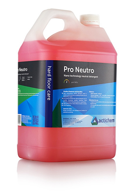 Pro Neutro Neutral Fine Stone Cleaner 5L