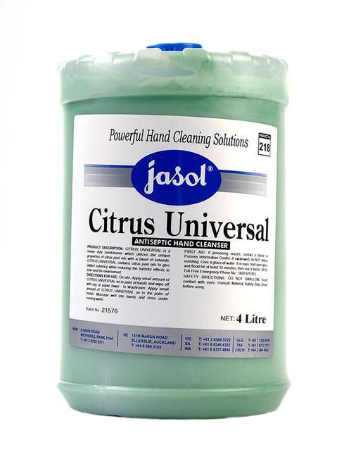 Grit  Cleaner Jasol 4Ltr